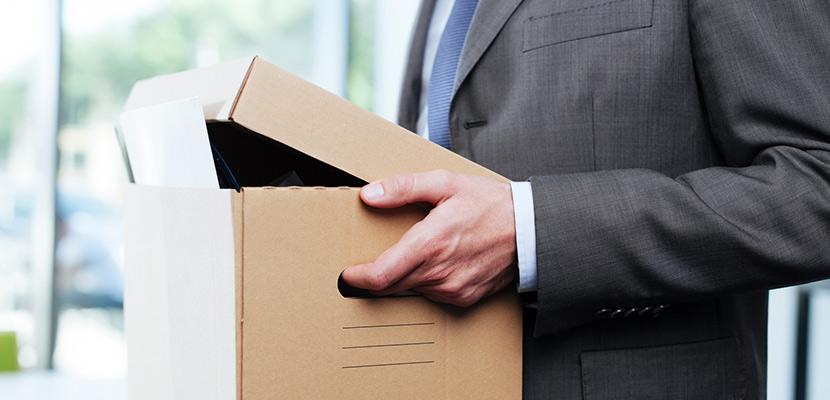 O que a empresa paga quando o funcionário pede demissão?